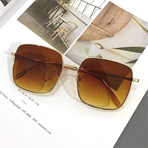de la del de gafas verano de sol de Gafas las sombrilla versátiles caja NIFG retro la de sol aOqnW8Z
