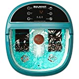 Belmint Foot Spa Massager Machine with Heat Function, O2 Bubbles...