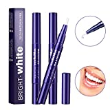 Haibinsh Teeth Whitening Pen (3 Packs), Teeth Whitening Treatments Gel Pens- Safe, Convenient