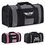 Elite Sports Mesh Duffel