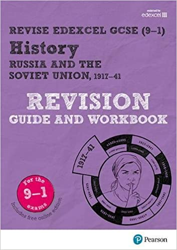 Revise Edexcel GCSE (9-1) History Russia and the Soviet Union Revision Guide and Workbook: (with free online edition) (Revise Edexcel GCSE History 16)