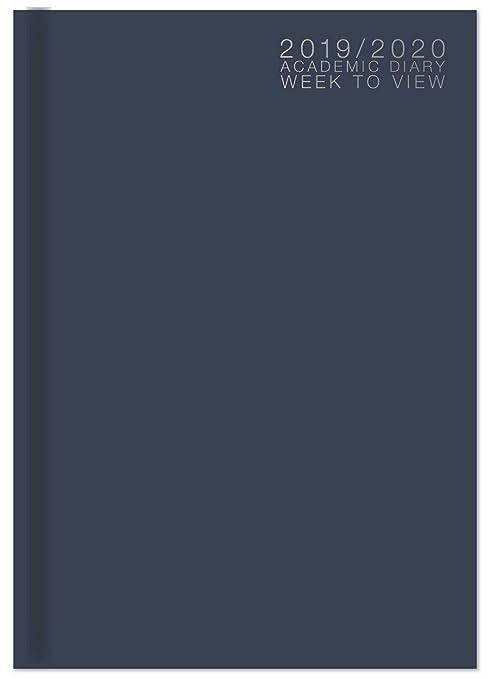 Calendario Marina Militare 2020.Agenda Accademica 2019 2020 Formato A5 Visualizzazione