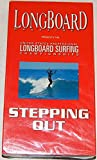 Longboard Magazine Presents Longboard Surfing Championship U.S. Professional ~ STEPPING OUT ~ VHS Video 2003