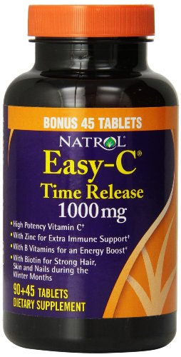 Natrol Easy C Tablets Release Bioflavonoids