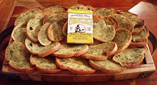 OMGarlic Cheese Bread Spread. Blend with Mayo. Spread Thinly on San Francisco Style Sourdough. The Best You will Ever Put Into Your Mouth. For Eye Rolling Jalapeno Poppers Blend With Cream Cheese