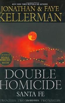 Double Homicide: Boston and Santa Fe 0446614122 Book Cover