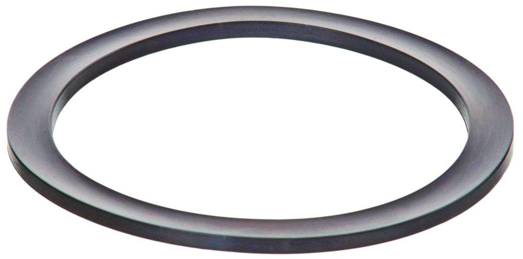 0.183 Thick 90A Durometer 13.028 ID Black 382 Buna-N Backup Ring