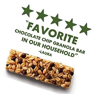 Chewy Granola Bar Organic non-GMO (New Version)