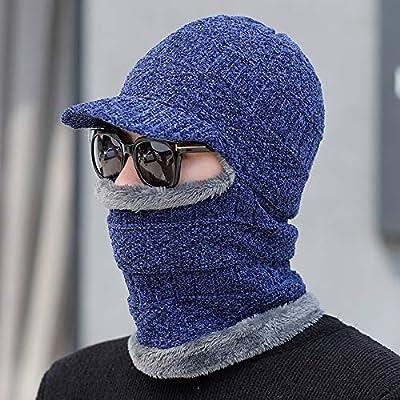 Sombrero cálido Ciclismo de invierno al aire libre frío cálido ...