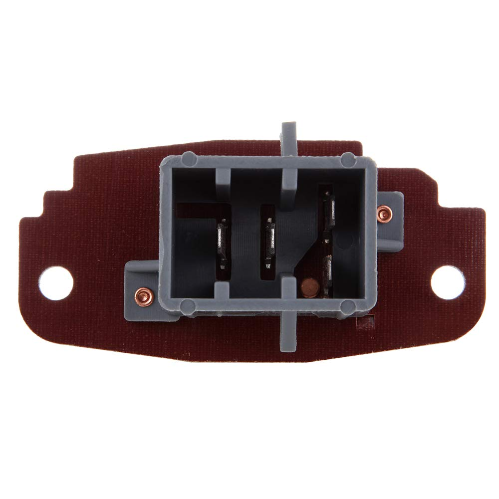 TUPARTS Blower Motor Resistor HVAC Air Conditioning Fit for 1995-2003 Ford Explorer //2001-2005 Ford Explorer Sport Trac //1995-2011 Ford Ranger //2007 Mazda B2300 //2007 Mazda B3000 //2007 Mazda B4000