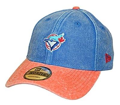 "Toronto Blue Jays New Era MLB 9Twenty Cooperstown ""Rugged Canvas"" Adjustable Hat by New Era"