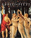 Front cover for the book Paintings in the Uffizi and Pitti Galleries by Mina Gregori
