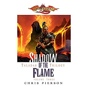 Shadow of the Flame Audiobook