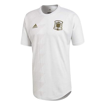 adidas Camiseta España SSP 2017-2018 White Talla M