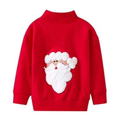 848334136ea6 Zerototens Christmas Boys Sweatshirt