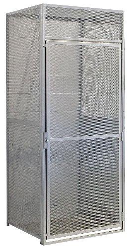 1 Tier 1 Wide Bulk Storage Starter Unit Locker Size: 90