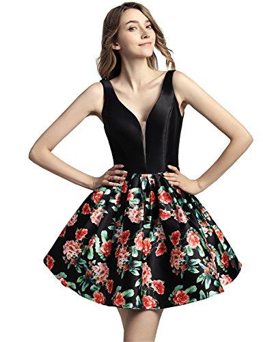 in stock short prom dresses - 4