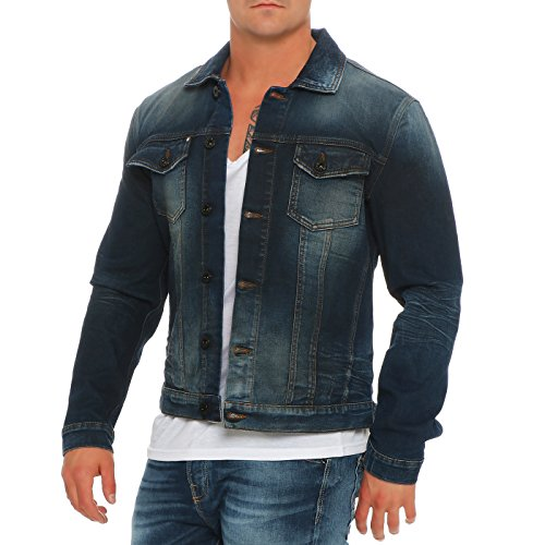 amp; by Jack Chaqueta Blusa hombre Jones Jacket para q4zn1Eqx