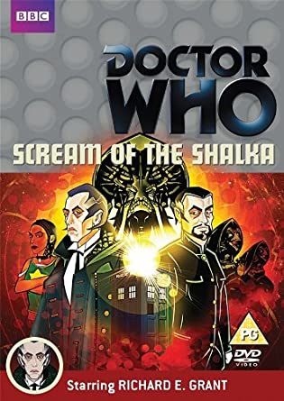 Picture of BBCDVD 3858 Doctor Who - Scream of the Shalka by artist Unknown from the BBC dvds - Records and Tapes library