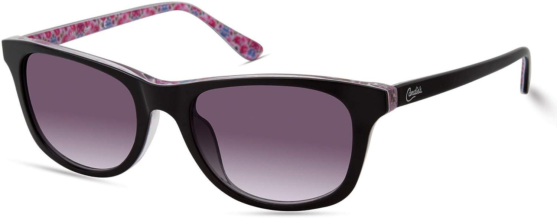Sunglasses Candies CA 1030 01B shiny black//gradient smoke