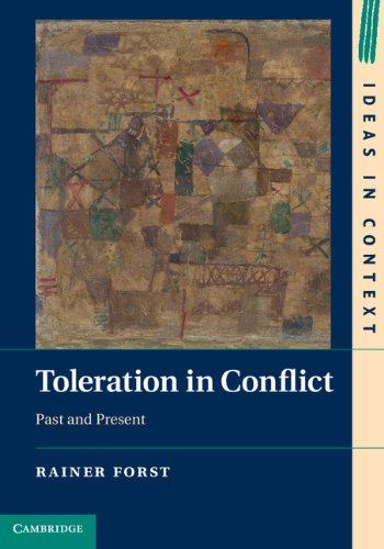 Download Toleration in Conflict (Ideas in Context) Pdf
