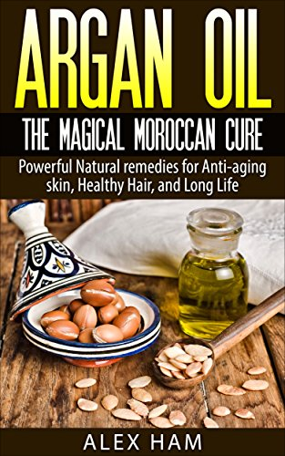 Argan Oil Moroccan Anti aging essential ebook product image