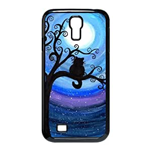 Cell phone case Of Cat Bumper Plastic Hard Case For Samsung Galaxy S4 i9500