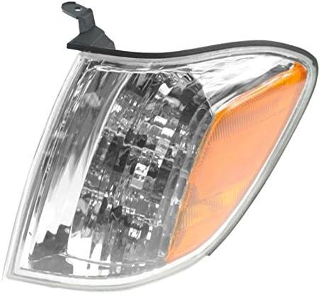 Side Marker Corner Parking Light Lamp Left LH Driver for Freightliner Mercedes