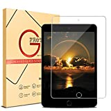 iPad Pro 12.9 Screen Protector for New Apple iPad Pro 12.9 inch (2nd Gen 2017)/(1st Gen 2015) ,SMAPP [Bubble-Free] [Ballistic Tempered Glass ] with Lifetime Replacement Warranty