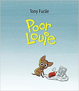 Image result for poor louie by tony fucile image