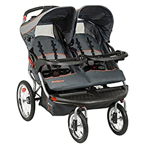 Baby Trend Navigator Double Jogger Stroller Vanguard