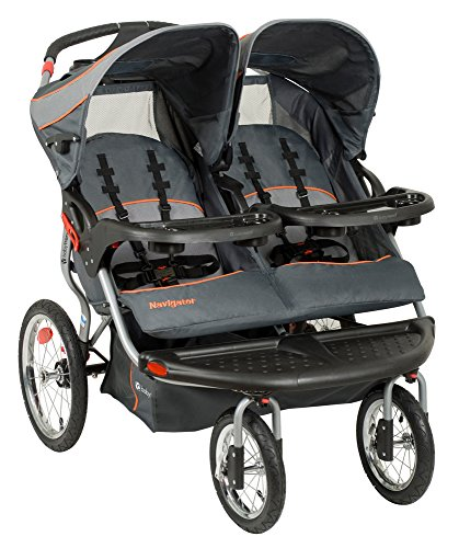 Double Jogger Stroller, Vanguard (Twin Jogger)