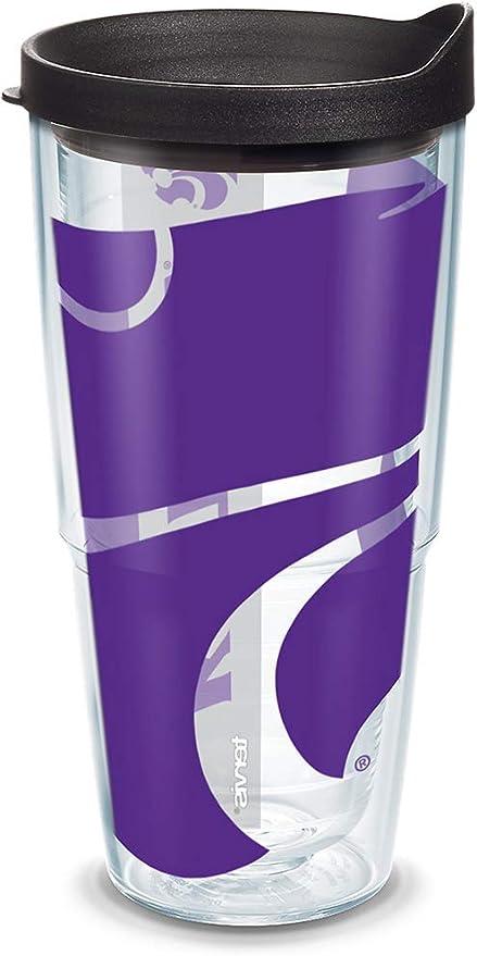 Kansas State Wildcats 4 Pack Drink Tumblers 18 oz Cups Collegiate Logo Drinkware