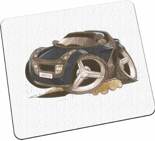 Smart Roadster Car Glass Place Mat ()