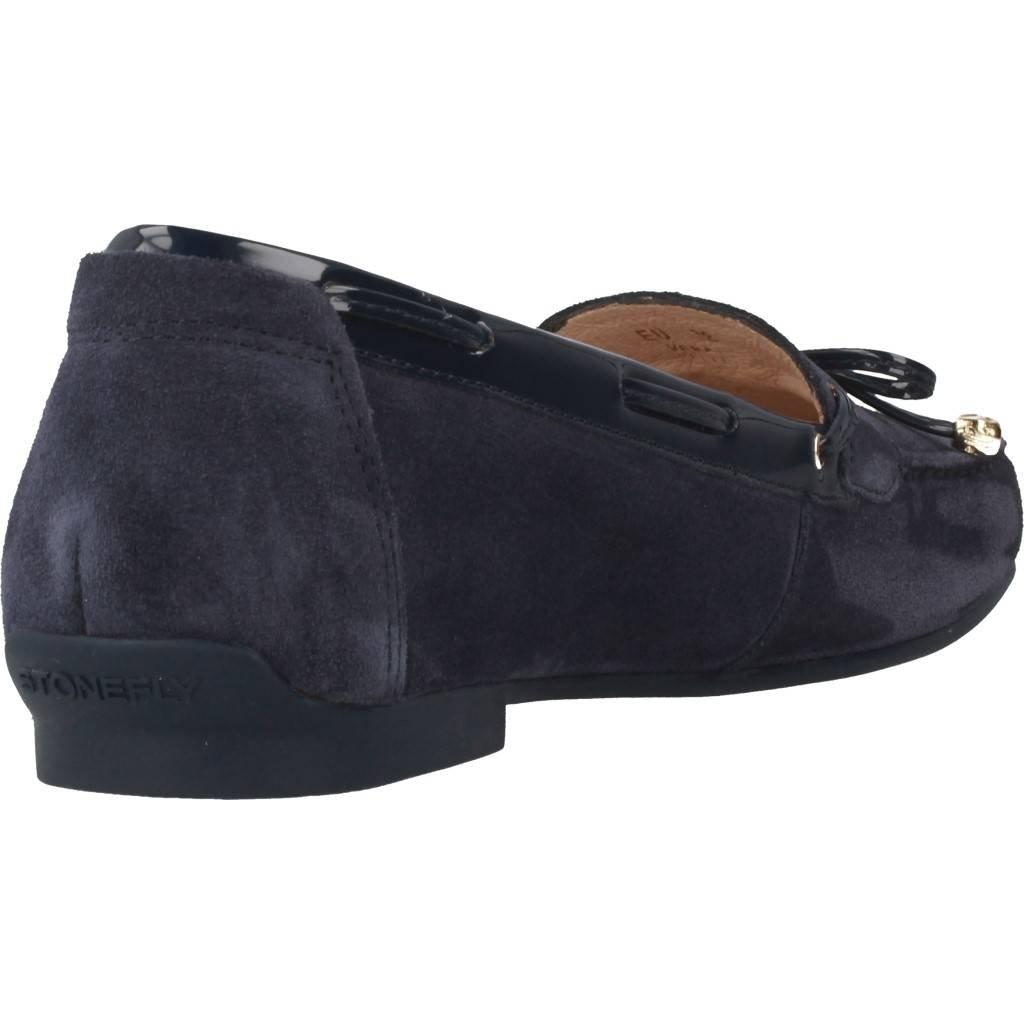 Stonefly Mocassini Donna, Colore Blu, Marca, Modello Modello Modello Mocassini Donna Capri III 1 Blu  Blu f7de79