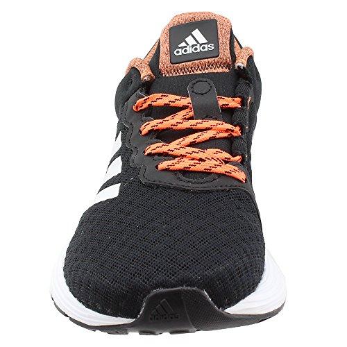 Black Orange White Women's Sneakers Fluidcloud adidas W f4qOzO