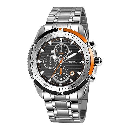 Breil TW1431 Ground Edge men's quartz wristwatch