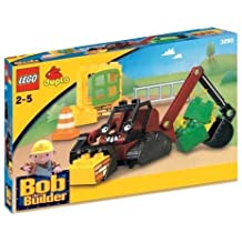 Shovel set of 3293's Benny Boo Boo to work with Regobobu (japan import) by LEGO