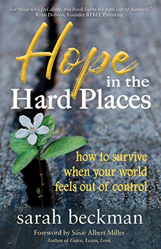 Pdf Christian Books Hope in the Hard Places: How to Survive When Your World Feels Out of Control