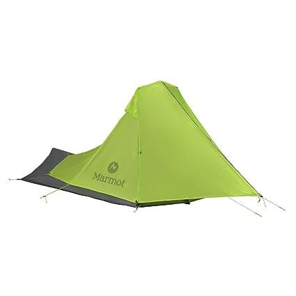 Amazon.com   Marmot Nitro 2p Tent  2 Person 3 Season Green Lime ... a99f197274