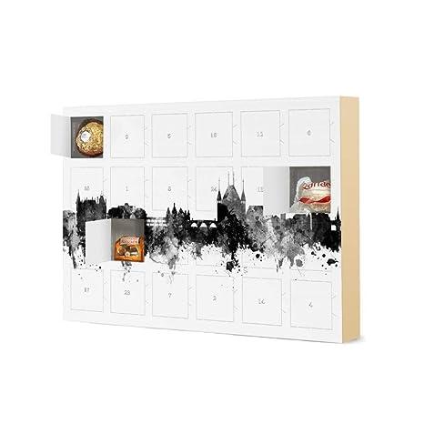Calendario Avvento Thun.Calendario Dell Avvento Con Cioccolatini Di Ferrero Thun