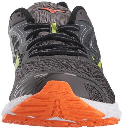 Pictures of Mizuno Men's Wave Inspire 14 Running Shoe Black 9 M US 6