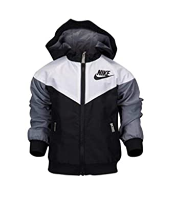 17c7d20bb9d1 Amazon.com  NIKE Kids NSW Windrunner Jacket - Size 6  Clothing