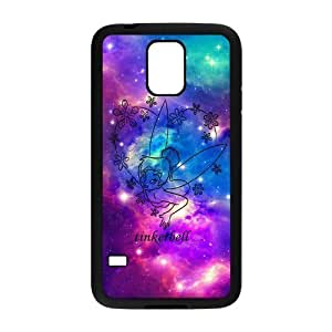 1pc Rubber Snap On Case Cover Skin For Samsung Galaxy S5 i9600, Tinker Bell Galaxy S5 Covers