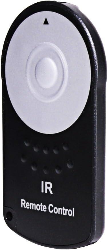 Foto&Tech FTRC-6 IR Wireless Remote Control Compatible with Canon 6D Mark II,5D Mark IV III II,5DS 5DR,7D Mark II,77D 6D 7D 80D 70D 60Da 60D SL1, T7i T6s T6i T5i T4i T3i T2i T1i XSi XT XTi,M6 M5 M3