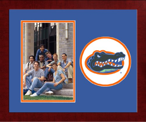 (Campus Images NCAA Florida Gators University Spirit Photo Frame (Vertical))
