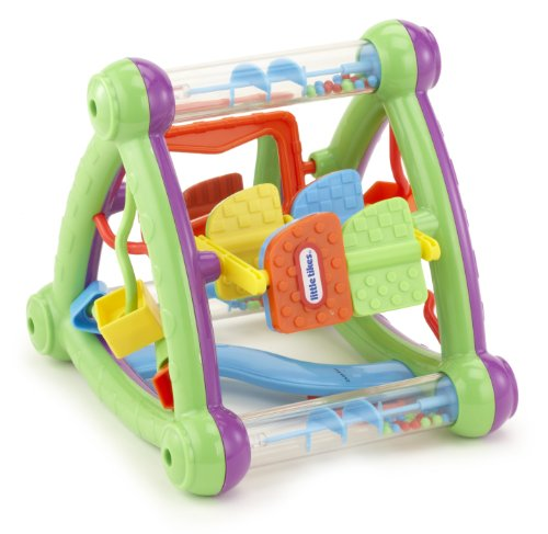 Little Tikes Play Triangle- Green/Purple by Little Tikes (Image #4)