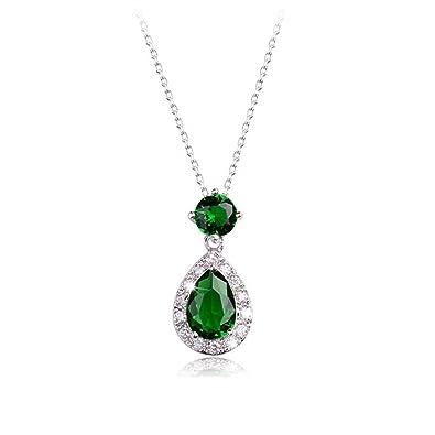 Emerald 100% Swarovski® Branded Crystal rsXLx