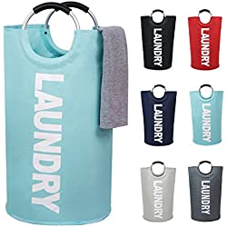 Large Laundry Basket Collapsible Fabric Laundry Hamper