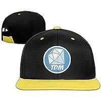 Youtube DanTDM Logo Kid's Adjustable Snapback Hat Baseball Caps